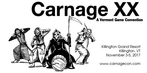 Carnage XX